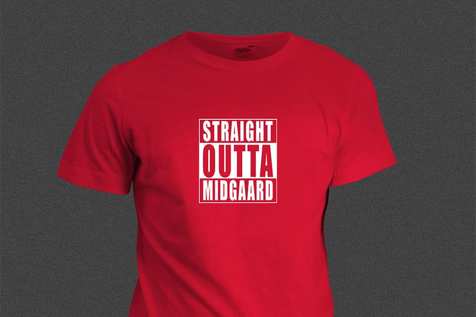 Straight Outta Midgaard